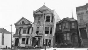 Edificios dañados por el terremoto de San Francisco, 1906