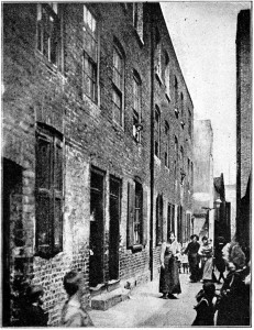 Frying Pan Alley, Spitalfields