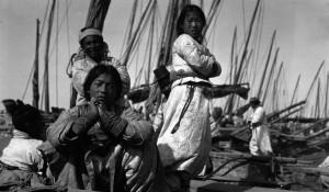 Manchuria, 1904, donde London fue corresponsal de la guerra ruso-japonesa
