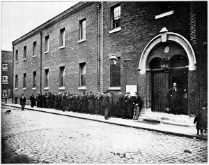 Workhouse de Whitechapel1