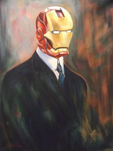 Iron Monsieur