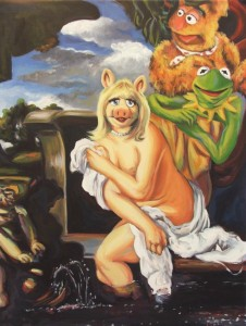 Miss Piggy and the Elders