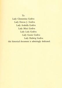 Las siete Lady Godivas 03