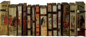 El libro con arte escondido en el canto5