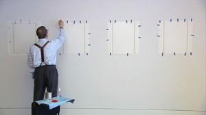 Robert Rayman montando una instalación