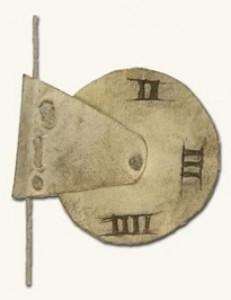 Marcapáginas medieval 4