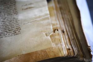 Marcapáginas medieval 1