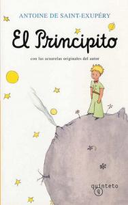 3. El principito de Antoine Saint Exupery