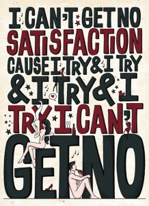 Satisfaction - the Rolling Stones